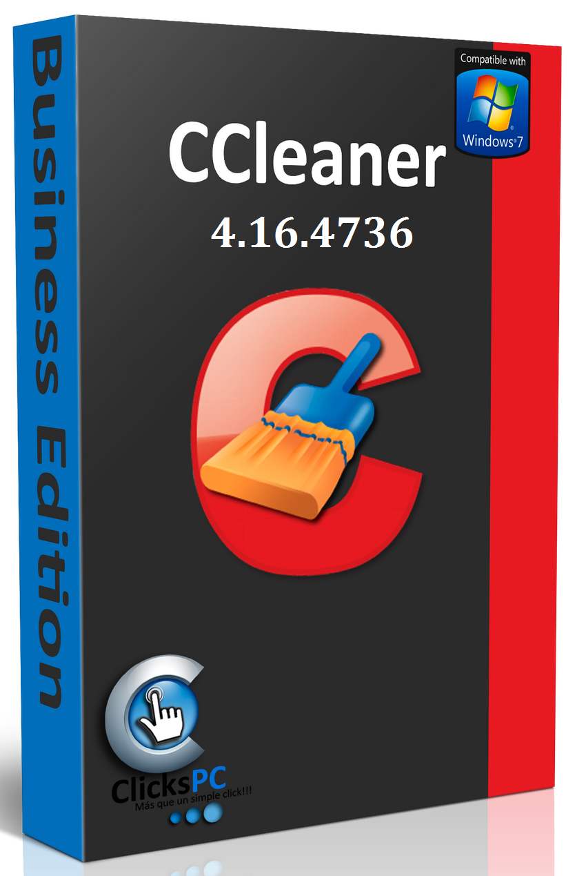 CCleaner 4.16.4736 Full Professional & Business Edition
