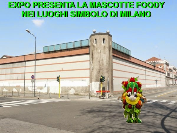 foody, expo, milano satira