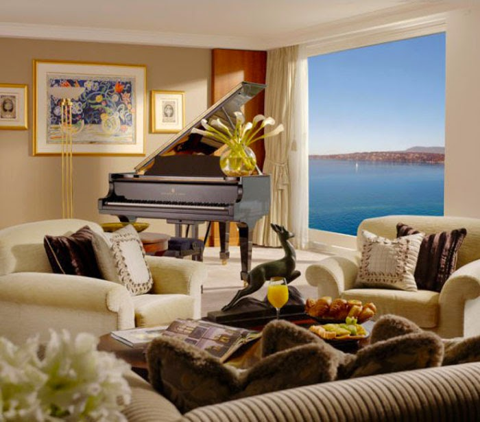 World most expensive Suite Room