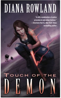 cover of touch of the demon by diana rowland