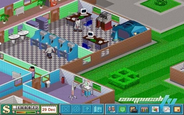 Theme Hospital PC Full