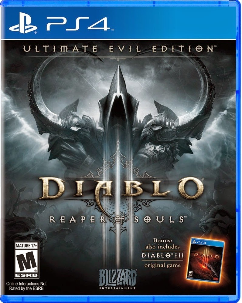 تحميل لعبة Diablo III: Ultimate Evil Edition نسخة PS4 - تحميل مباشر