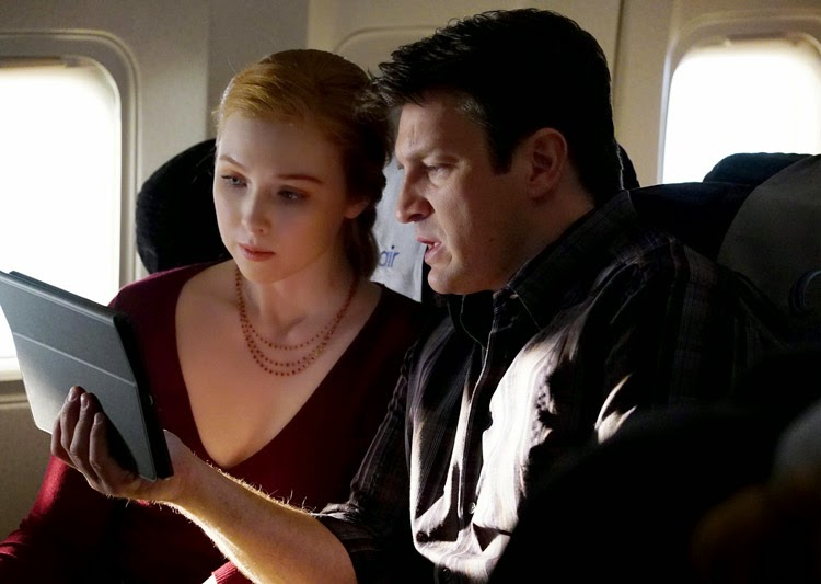 "Castle - In Plane Sight - Review: ""Molly Quinn Soars"""