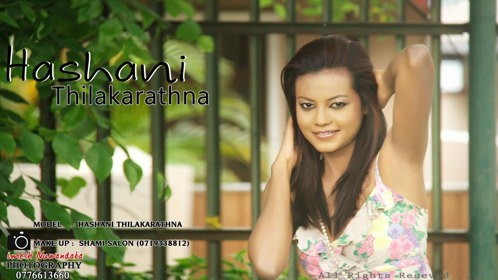 Hashani Thilakarathna armpit