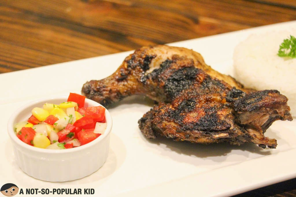 Salt's Grilled Cajun Chicken in Makati