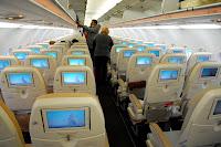 Авиакомпания Этихад и Аэропорт Абу-Даби.