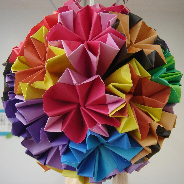 Mama de dos manualidades en familia origami - Manualidades en familia ...