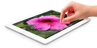 Spesifikasi Apple iPad 3