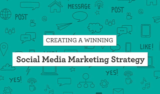 Steps To Take For A Social Media Strategy - #infographic