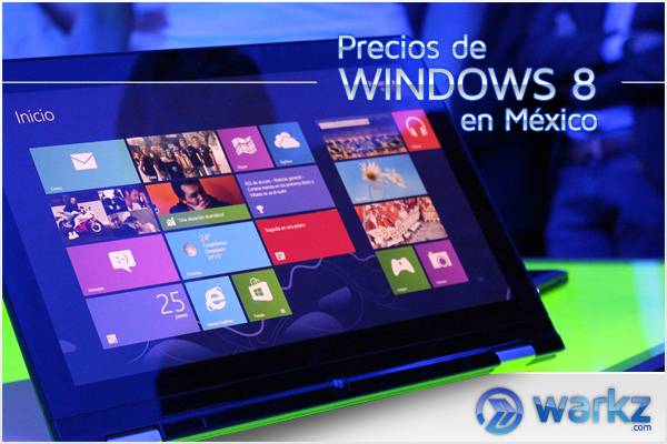 Windows 8 México