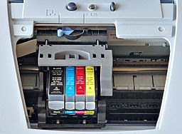 how to fix inkjet printer cartridge