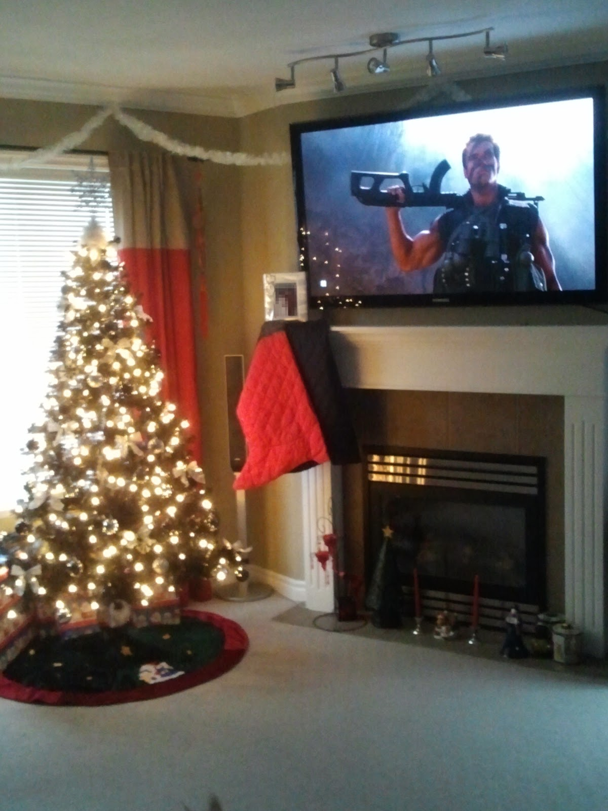 ian u0027s blog technology u0026 guy stuff mounting tv above the fireplace