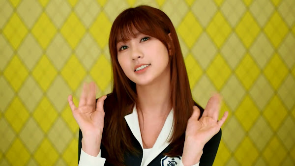 Apink Hayoung Mr Chu