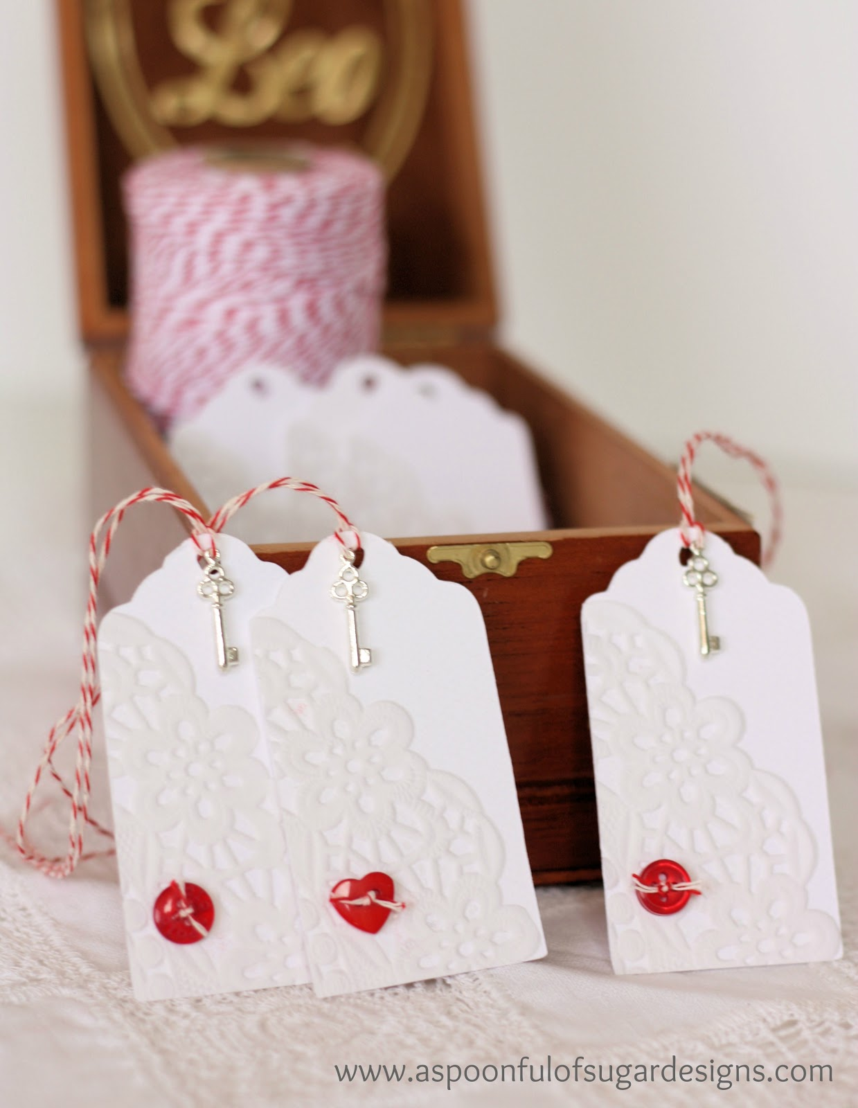 10 Easy Christmas Gift Tags And Cards A Spoonful Of Sugar