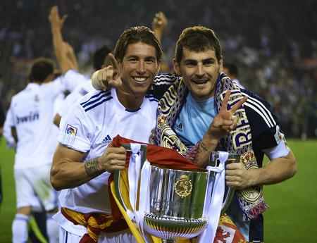 real madrid 2011 copa del rey. Copa del Rey. Real Madrid