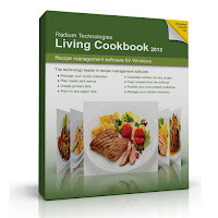 Living Cookbook 2013 – Recipe Management Software