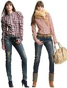 Moda urbana 2012 blusas flojas la moda