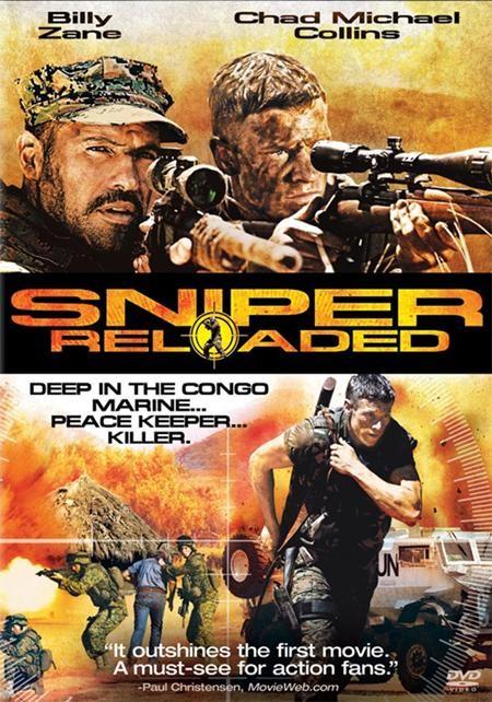 Sniper: Reloaded (2011) DVDRip Español Latino 1 LiNK