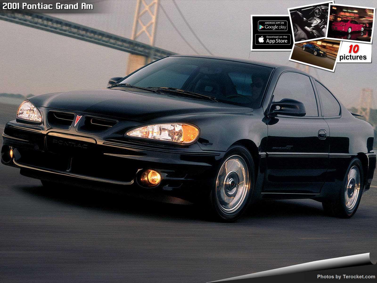 Hình ảnh xe ô tô Pontiac Grand Am 2001 & nội ngoại thất