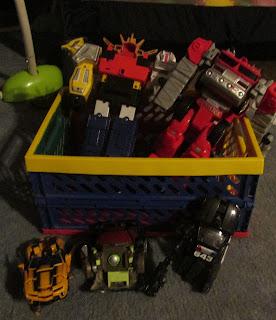 Bin of Transformers