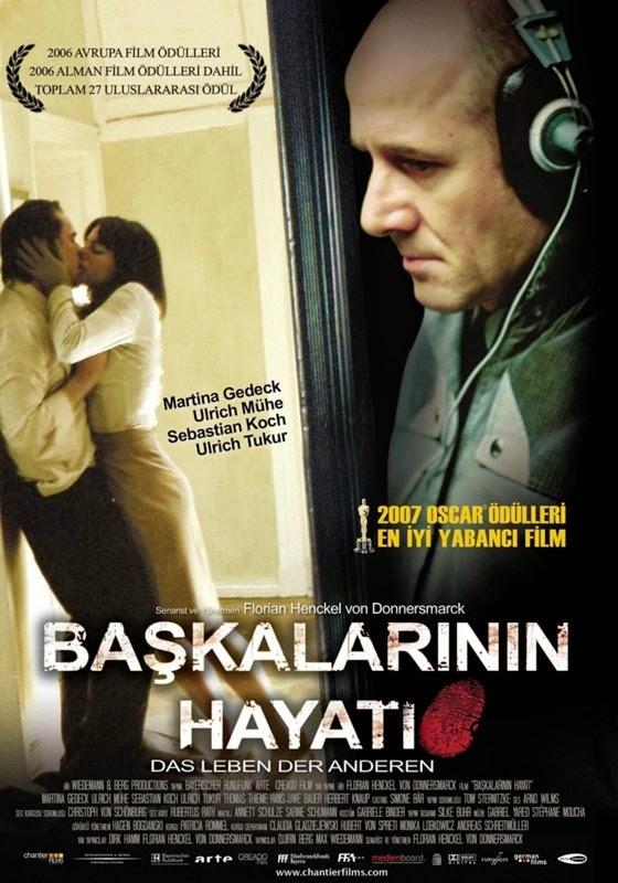 2007 oscar en iyi yabanci film odulu the lives of others das leben der anderen baskalarinin hayati