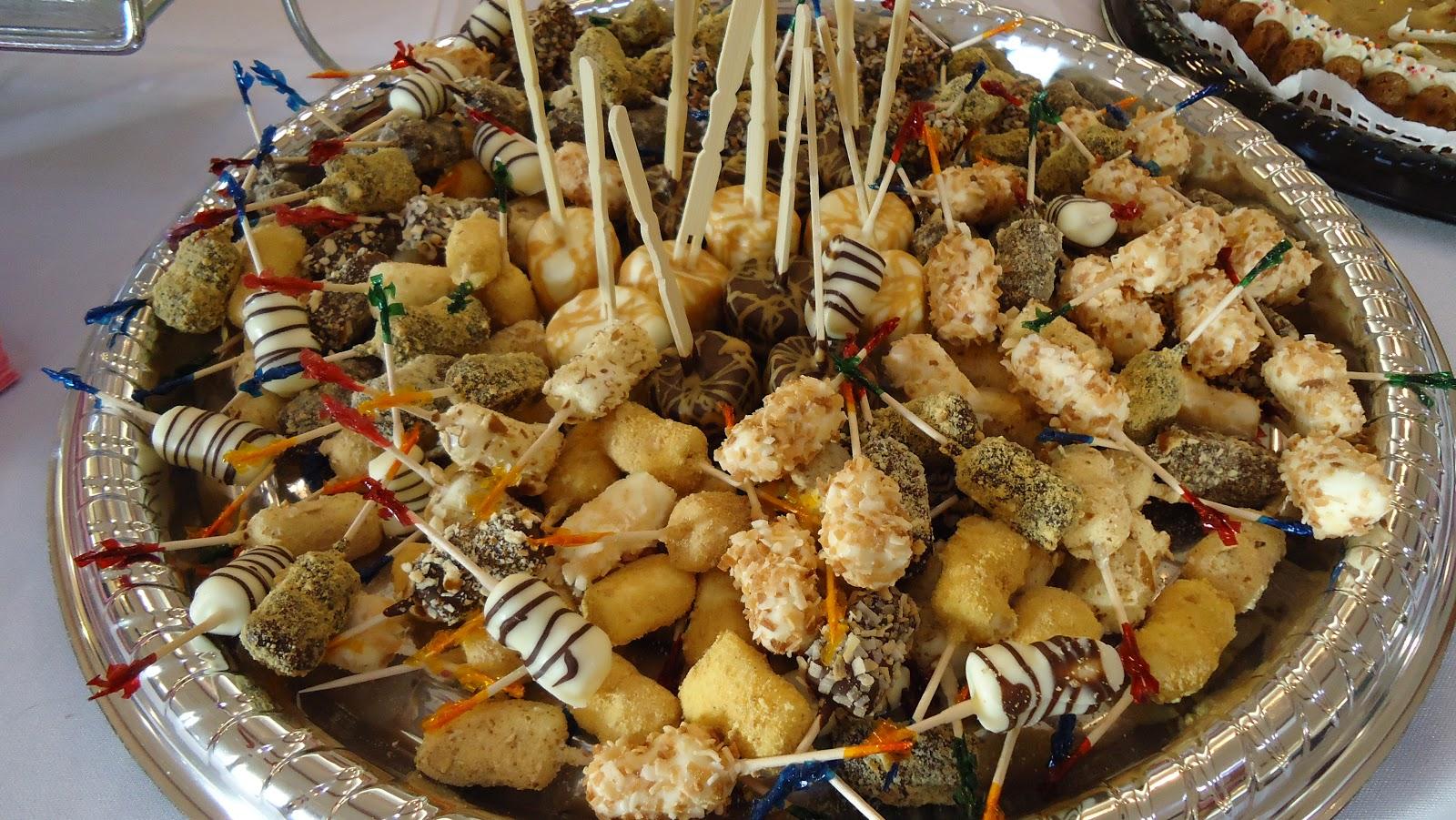 Unique Party Food To Go Mini SMore Bites
