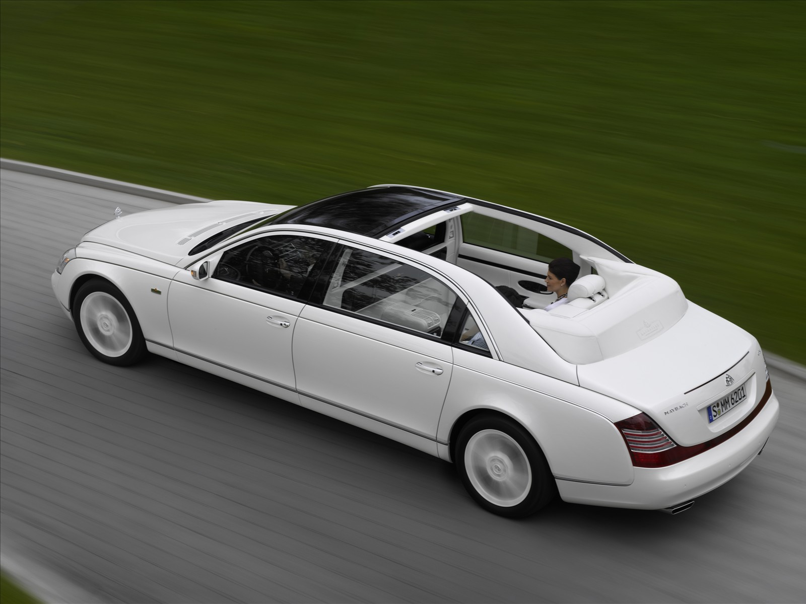MOST EXPENSIVE CARS IN THE WORLD - 2015: #8 - Maybach Landaulet - $1.3M