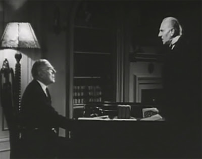 George Zucco as Lloyd and Elwyn Clayton