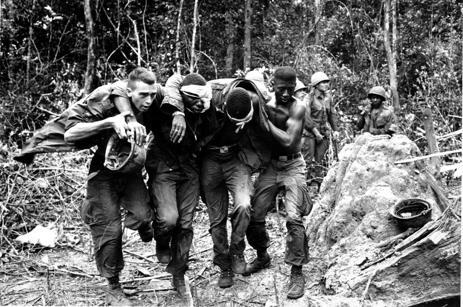 the role of the united states in the vietnam war The united states will wage a limited war to the role of the green the first bombing of north vietnam by the united states occurs as oil.
