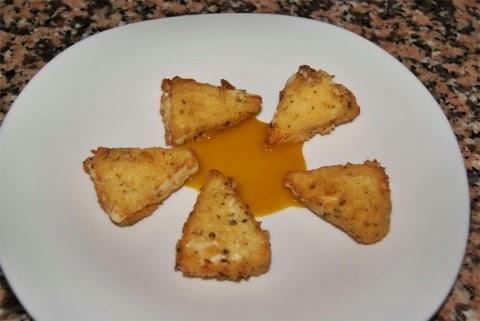 Bocaditos de Queso Frito