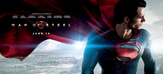Man of Steel Banner Poster