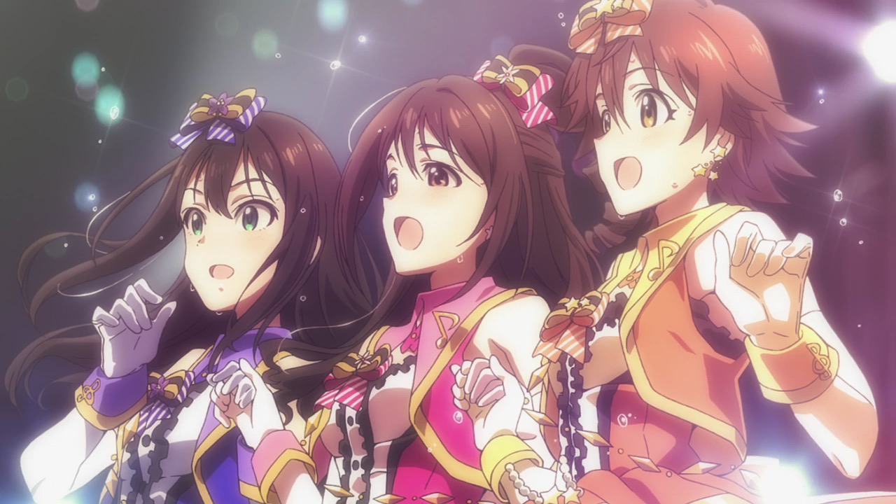 Idol M Ster Anime Characters : My shiny toy robots anime review the idolm ster