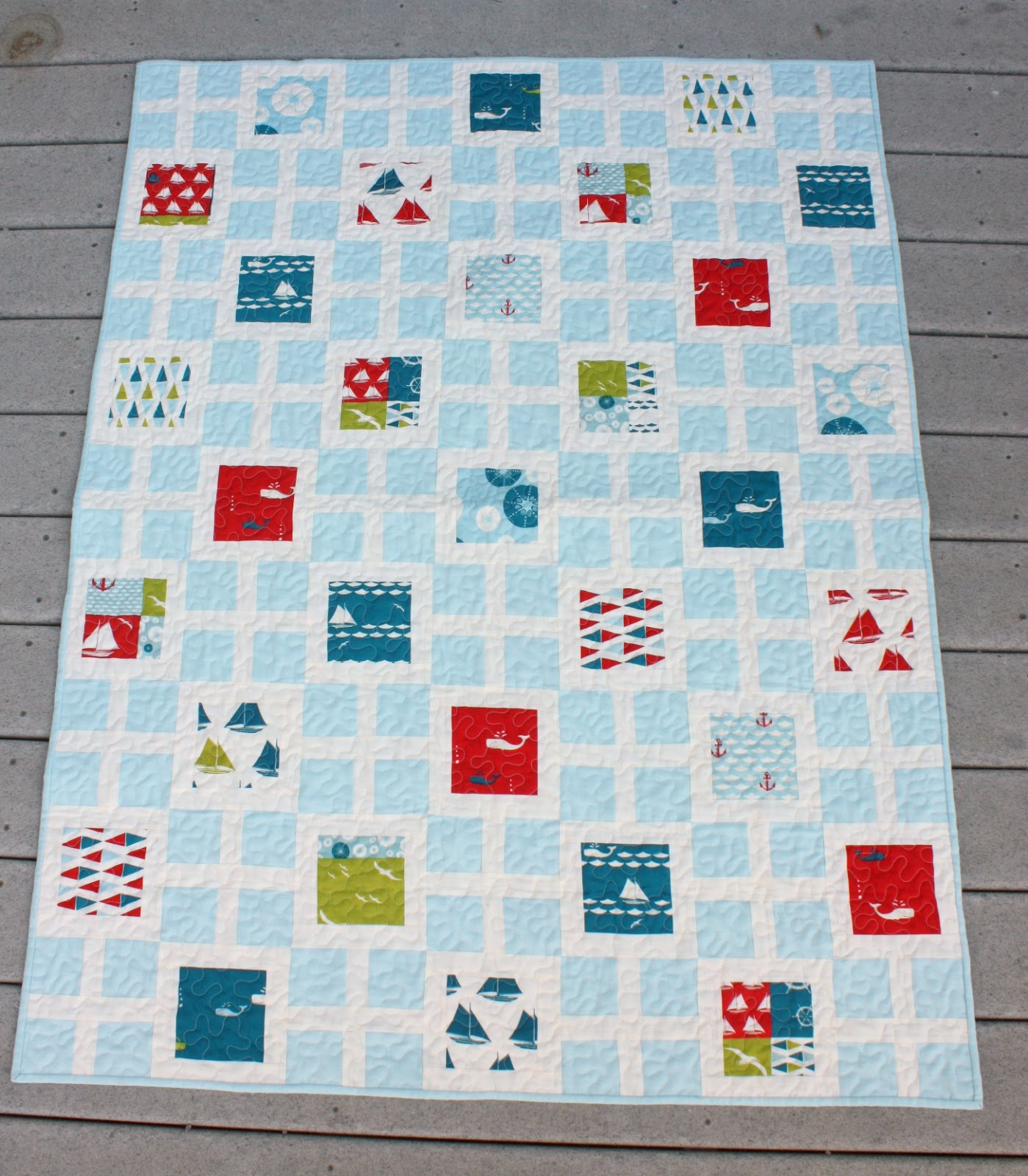 Square Quilt Patterns New Decoration