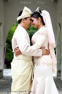 Kami Dah Kahwin :)