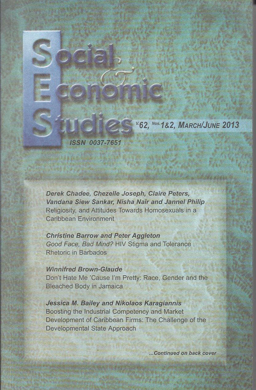 Lund institute economic research working paper series