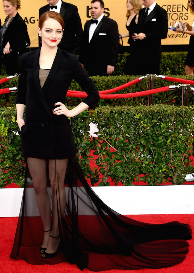 The SAG Awards 2015: My Best and Worst Dressed