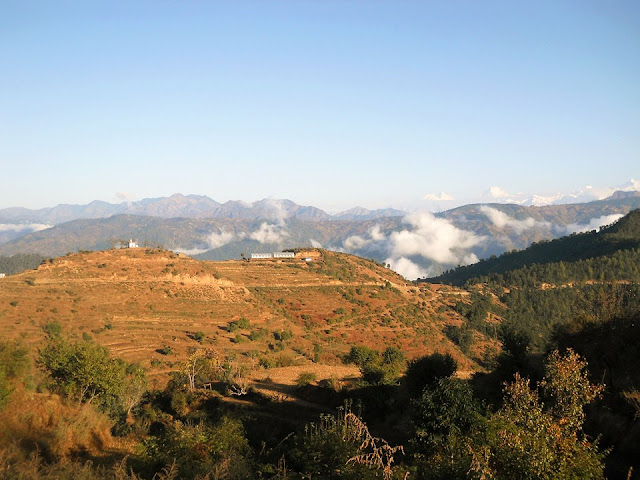 Dhurkot Village