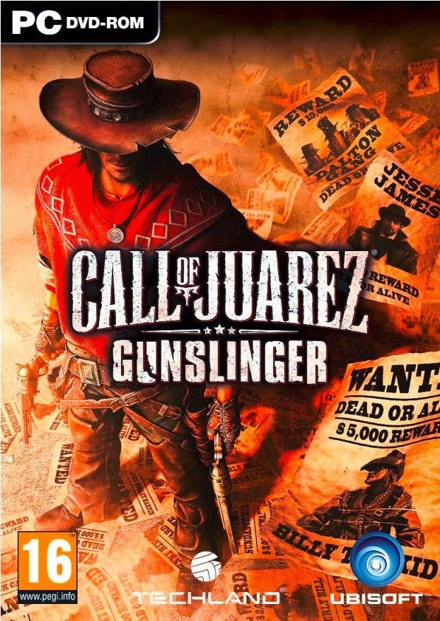 CALL OF JUAREZ GUNSLINGER PC Game Full