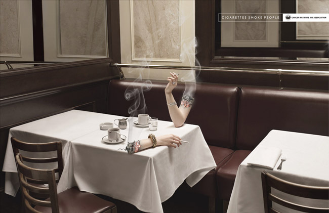 creative advertising campaign