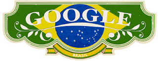 Doodle: Independência do Brasil