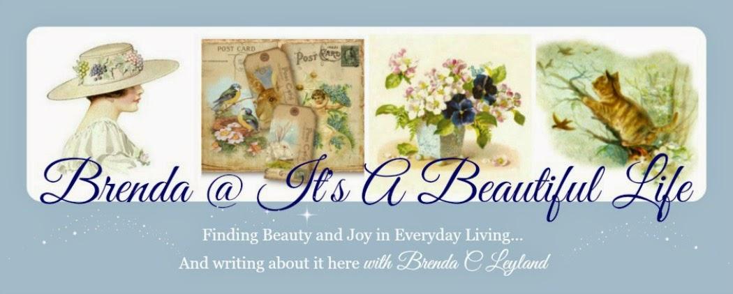 Brenda @ It's A Beautiful Life