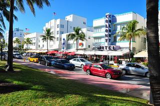 Art Deco Hotels, Miami Beach