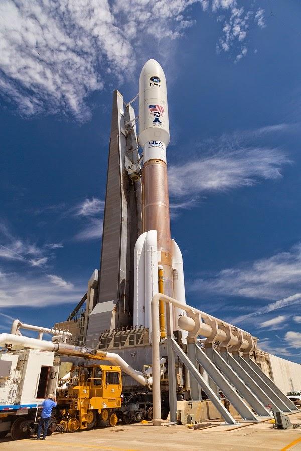 Atlas V 551