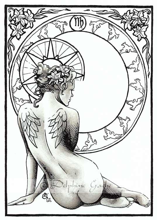 #11 - Khi 12 chòm sao được điêu khắc lên đá