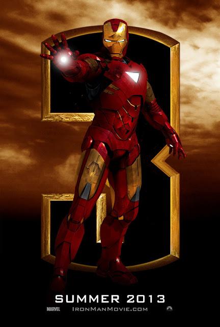 Fan Made Poster Iron Man 3