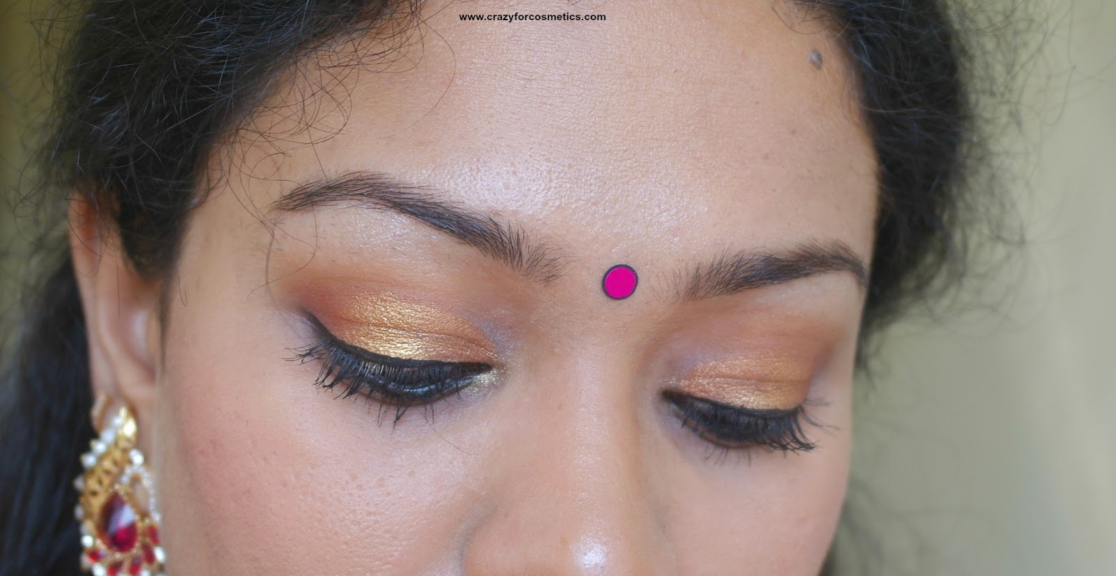 mac eyeshaodws for indian skin tones
