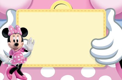 Minnie Mouse rosa fashion