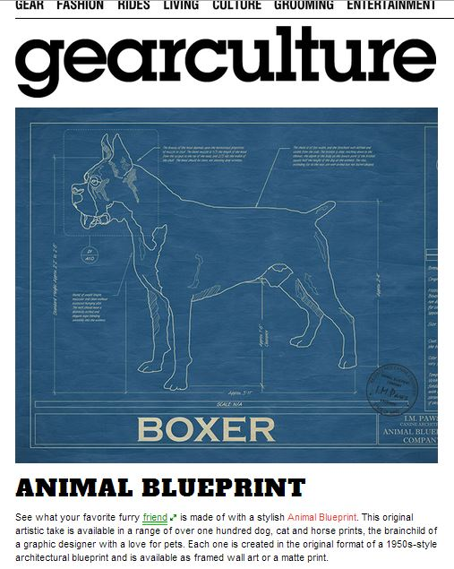 To you gearculture features animal blueprint companys art gearculture features animal blueprint companys art malvernweather Image collections