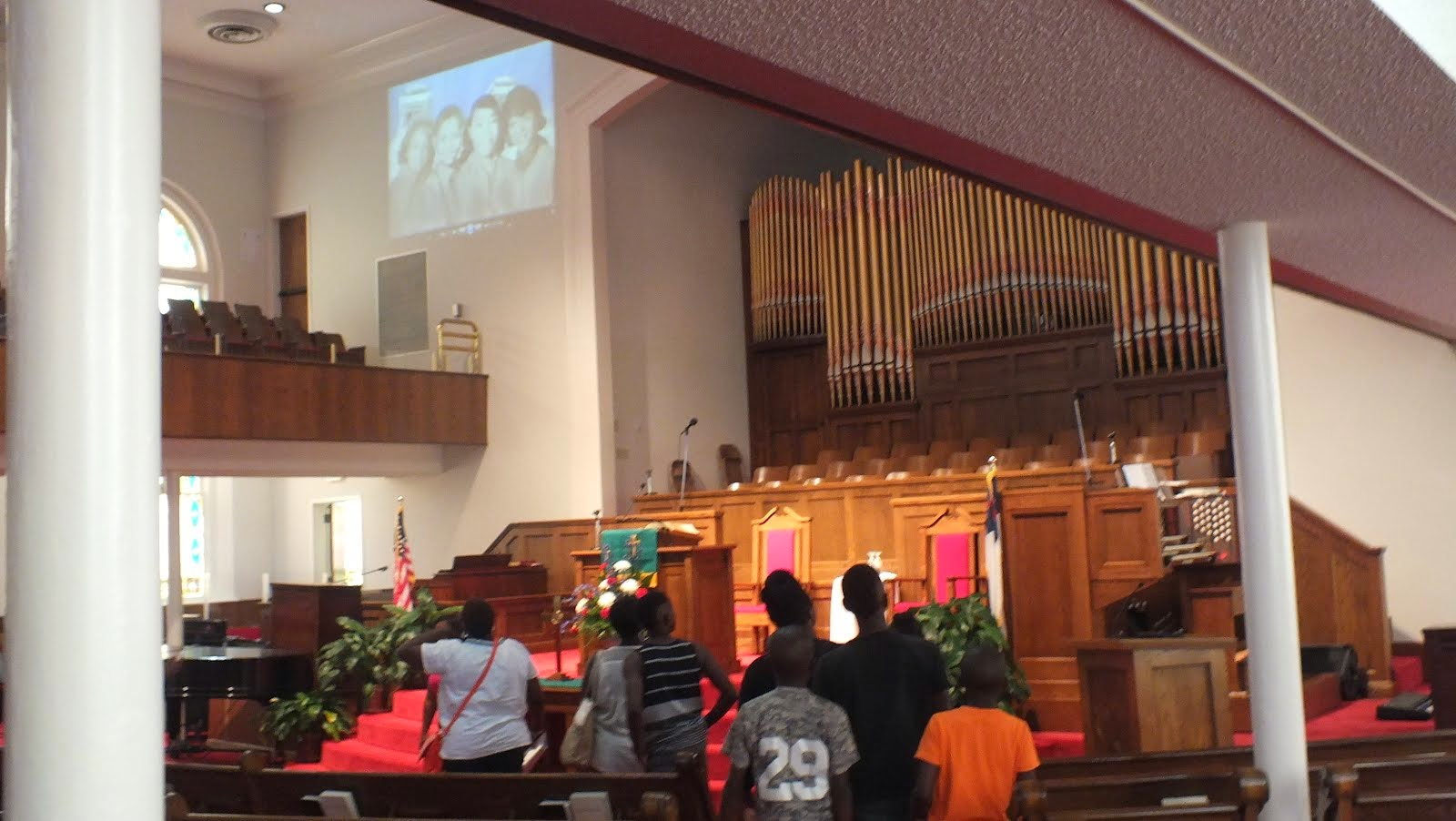 2014 MTBR - TOUR OF 16TH STREET CHURCH