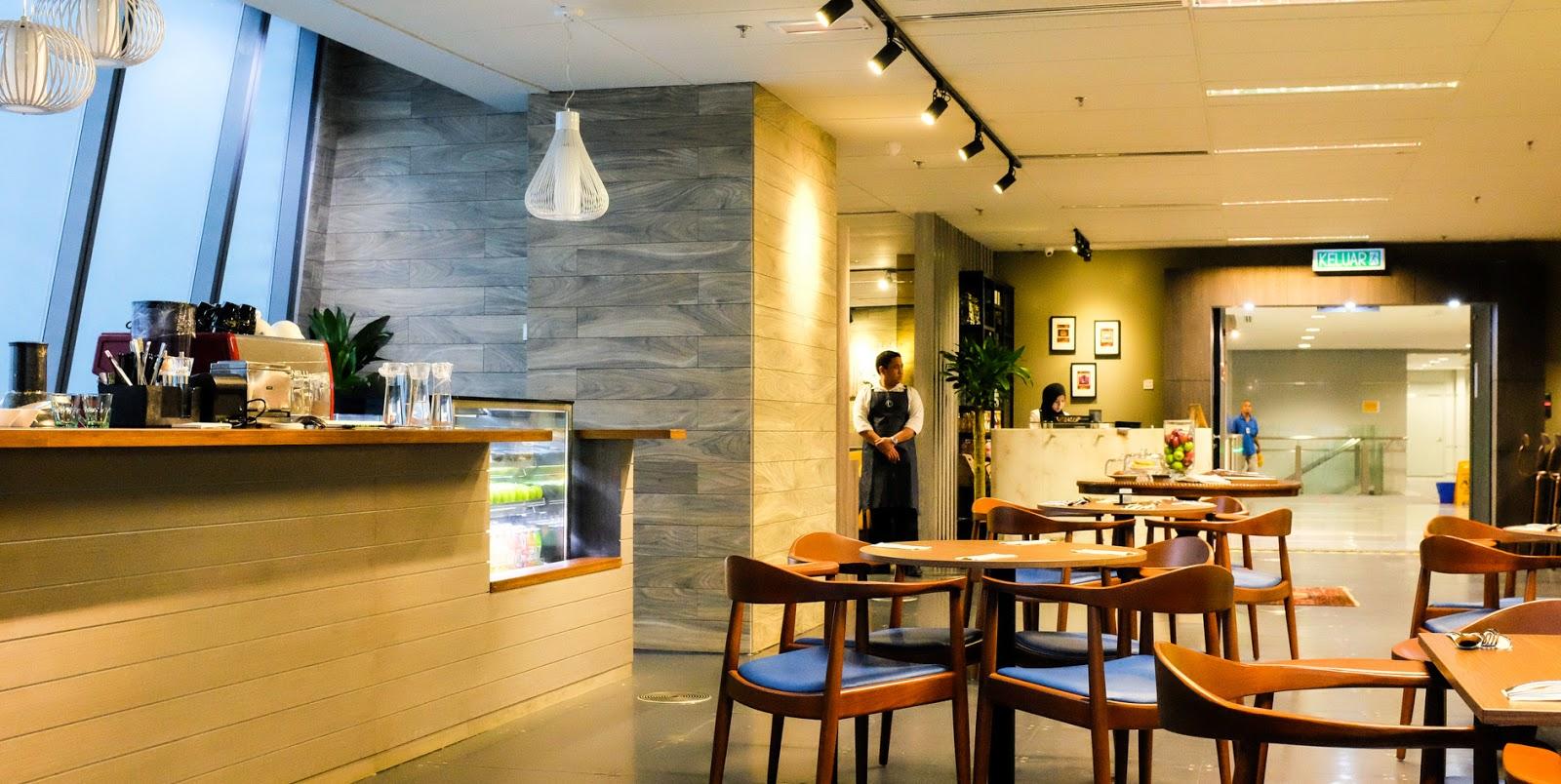 Eat Drink KL: Copper Modern European Restaurant @ Menara Shell ...